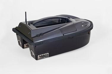 Черное электронное дистанционное управление Baitboat с GPS, искателем RYH-001D рыб