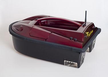 Красная твиновская шлюпка приманки искателя рыб дистанционного управления пропеллера с аварийной системой звуковой сигнализации тревоги RYH-001C